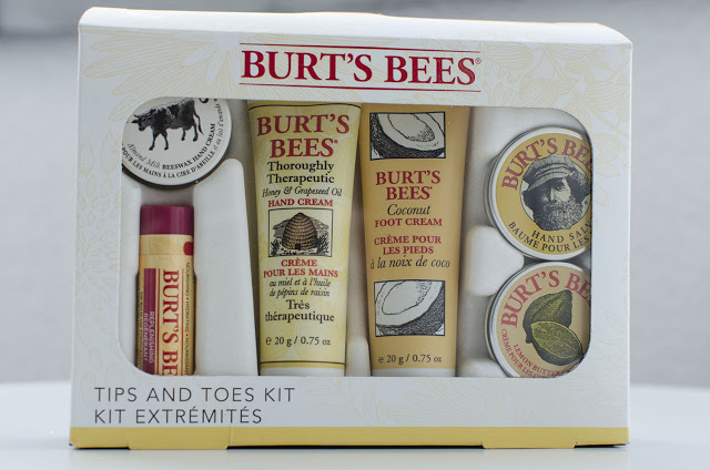 Beautyblogger Andrea Funk andysparkles Burt's Bees