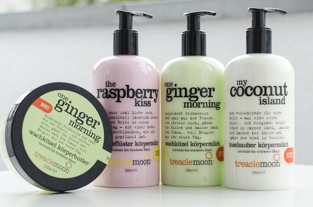 andysparkles Beautyblogger treaclemoon
