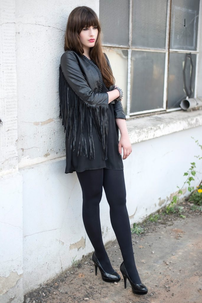 Modeblog-Deutschland-Deutsche-Mode-Mode-Influencer-Andrea-Funk-andysparkles-Berlin-Lederjacke-Fransen