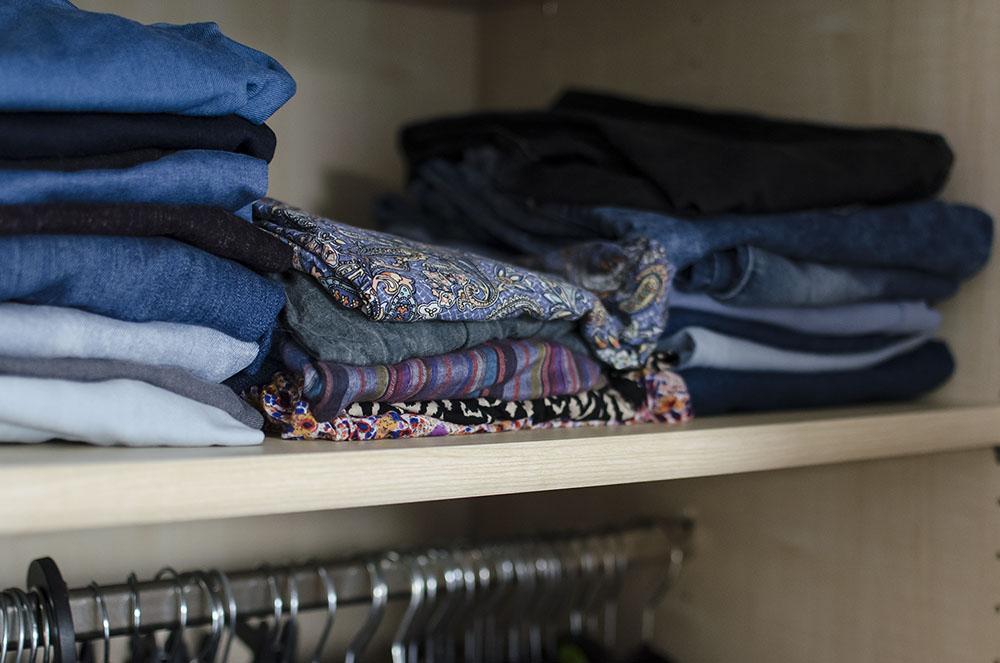 Ordnung Im Kleiderschrank Die Kleiderkreisel Schrankshow