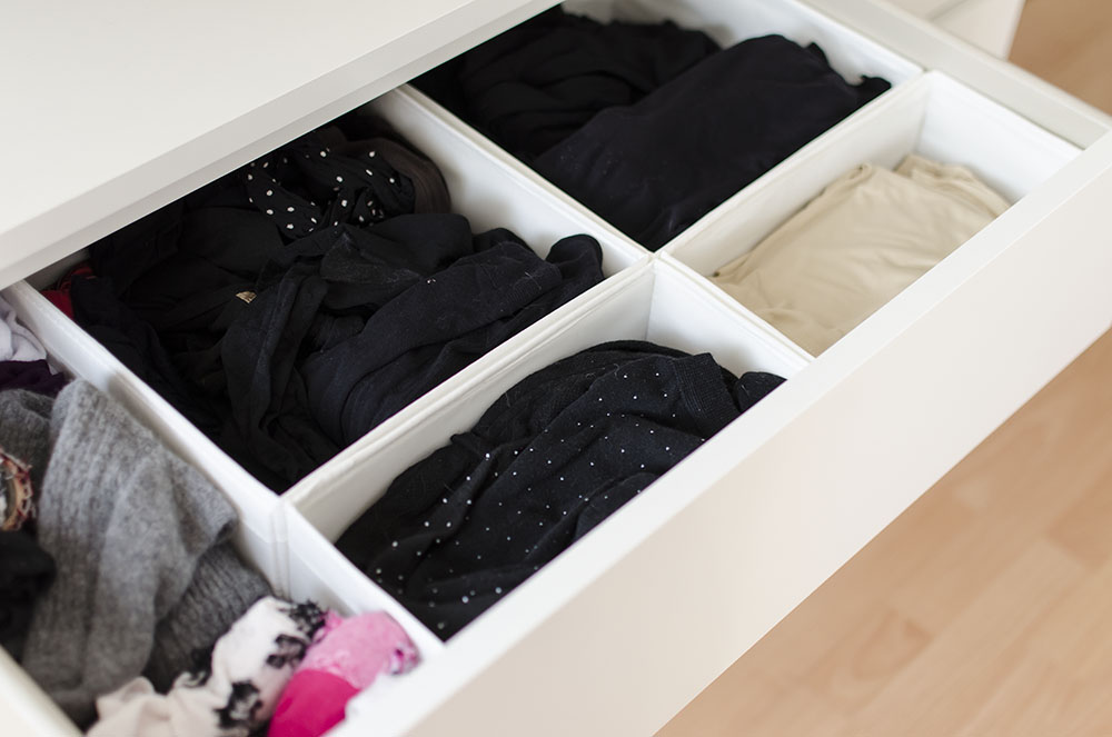 Ordnung im Kleiderschrank - die Kleiderkreisel Schrankshow ...