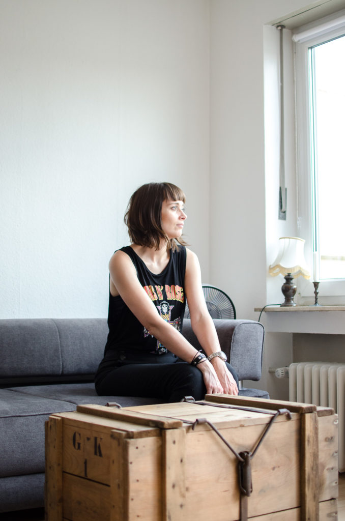 Roomtour bei Christine - Inspiration für kleine Wohnungen ...