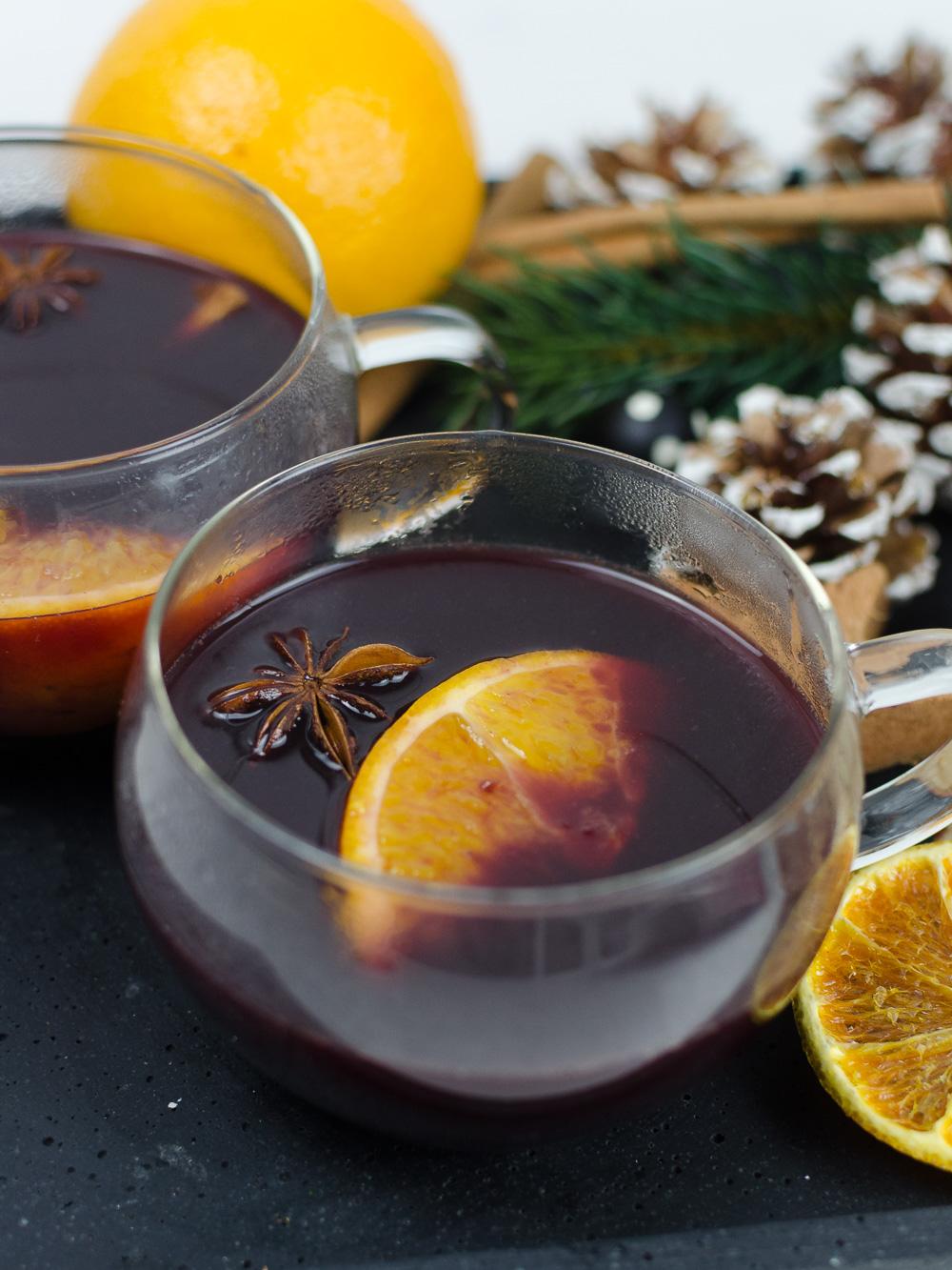 Leckere Getränke für die Winterzeit! Kurkuma Latte & Cranberry ...