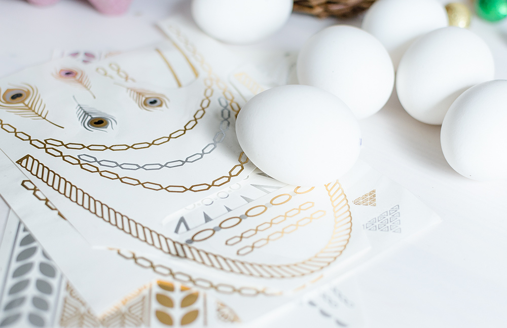 Ostereier-Upcycling-DIY-Flashy Eggs-Influencer-Andrea-Funk-andysparkles
