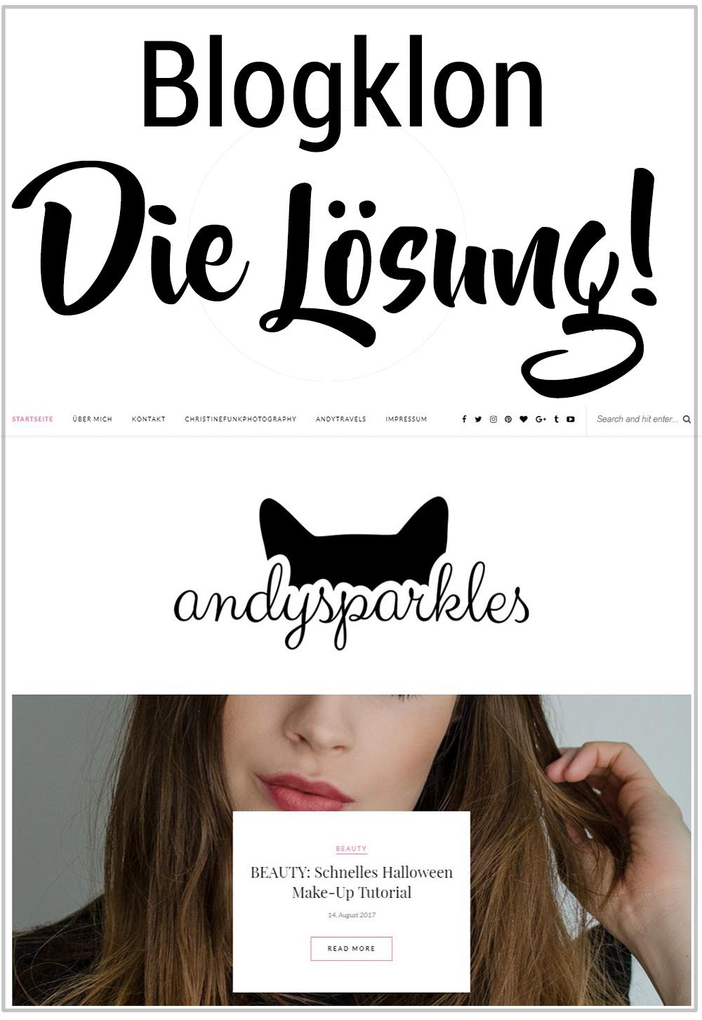 andysparkles-Blog Klon