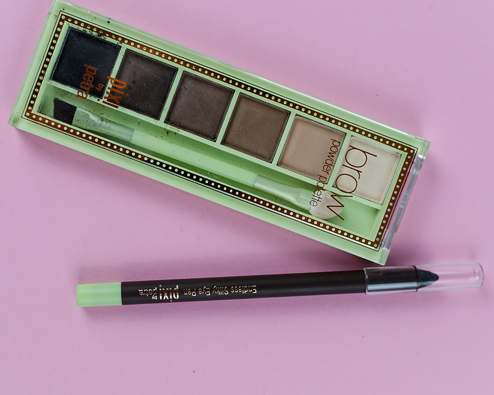 andysparkles Beautyblogger Halloween Make-Up Pixi