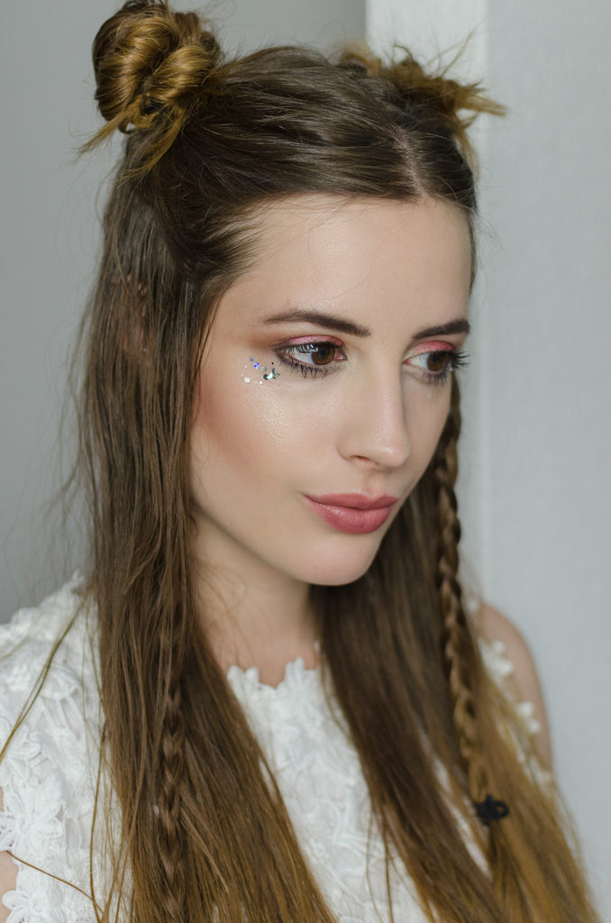 andysparkles-beautyblogger-boho-look-space-buns