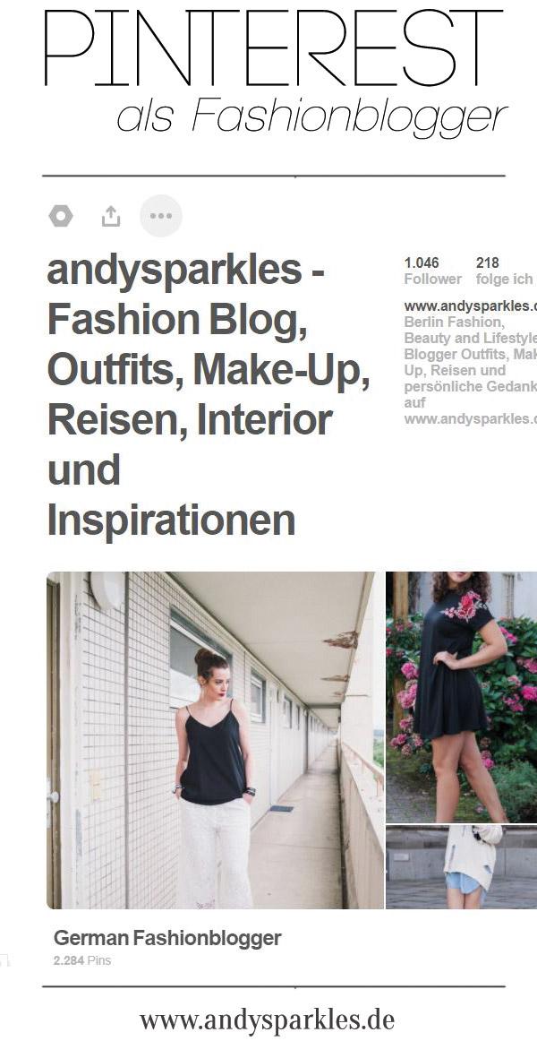 andysparkles-Pinterest als Fashionblogger