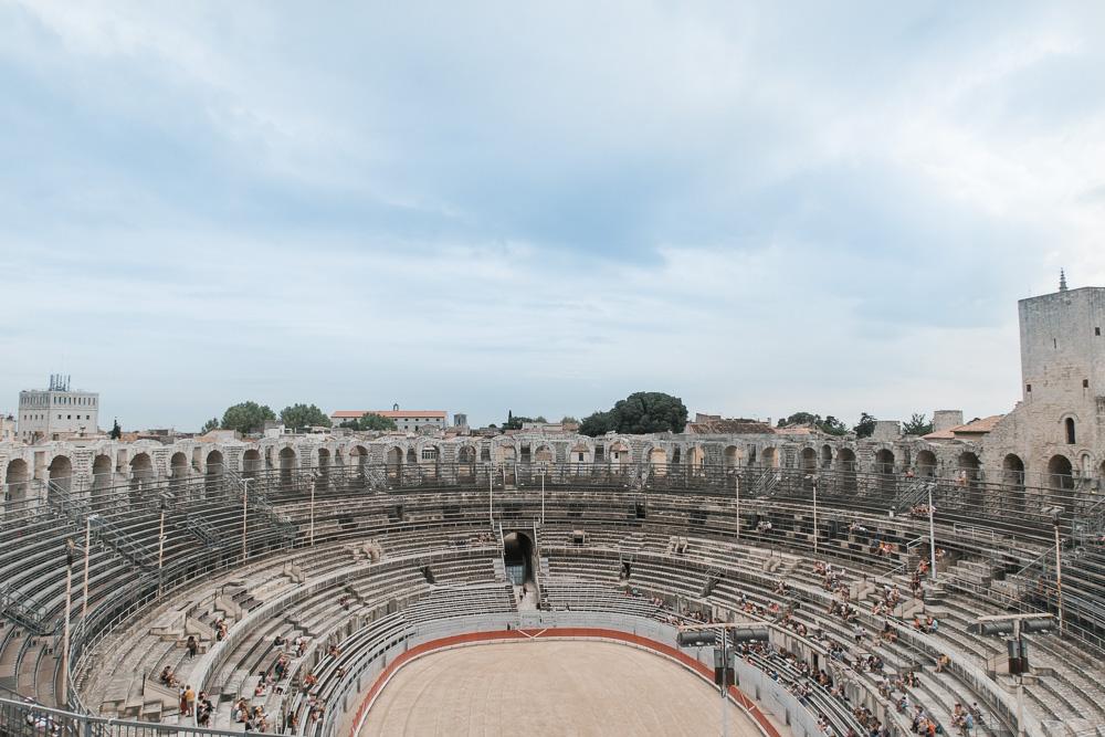 andysparkles-Arosa Flusskreuzfahrt-Arles Amphitheater