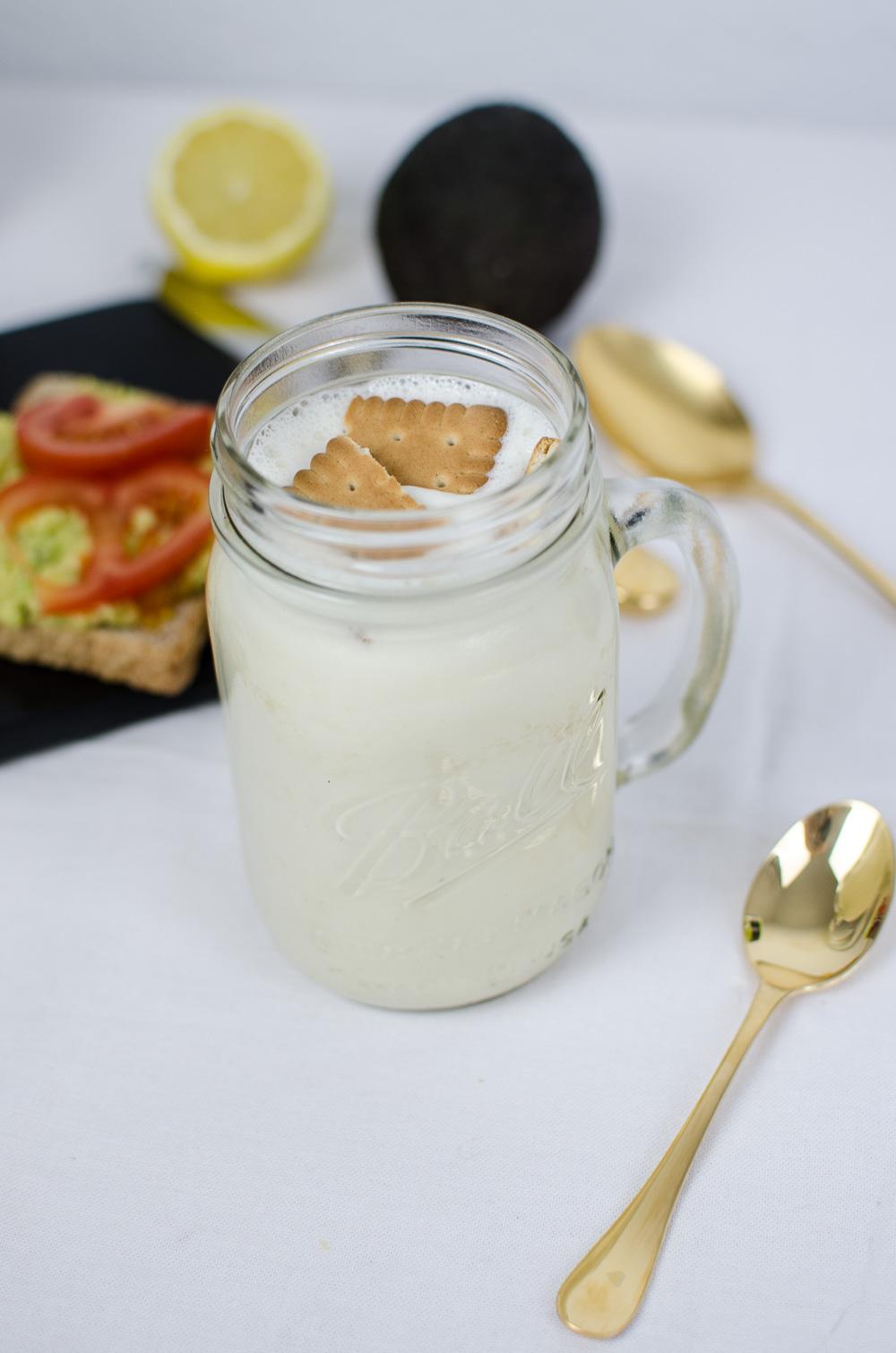 andysparkles-Gesundes Frühstück-Apfel Smoothie