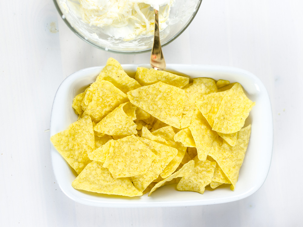 andysparkles-Chio Tortillas Rezepte-überbacken-Schichtsalat