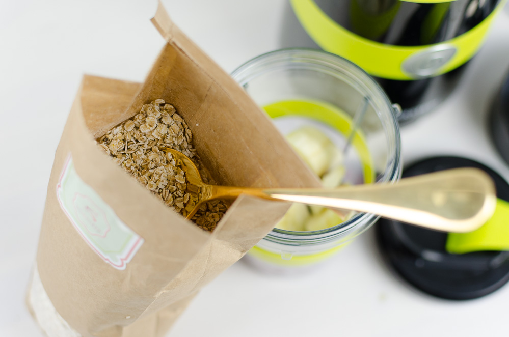 andysparkles-Jütro Tiefkühlkost-Frühstücks Smoothie Rezepte