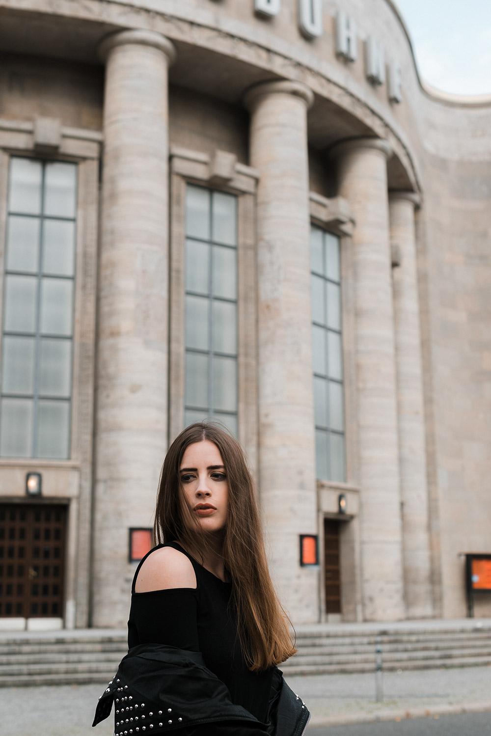 andysparkles-Modeblog Berlin-Lederjacke mit Nieten