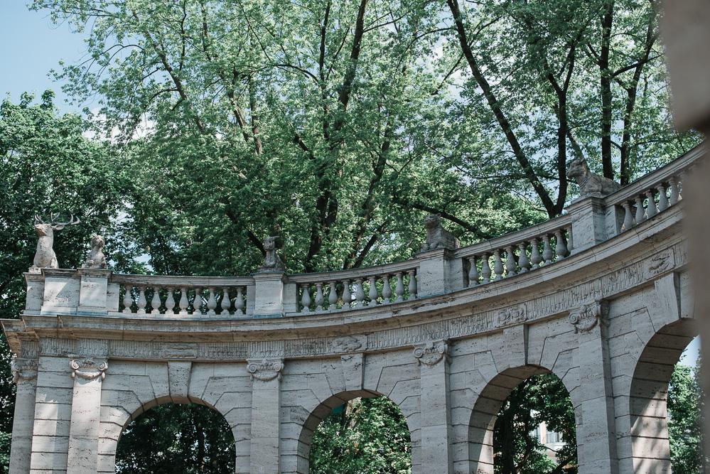 Märchenbrunnen im Volkspark Friedrichshain-Berlin