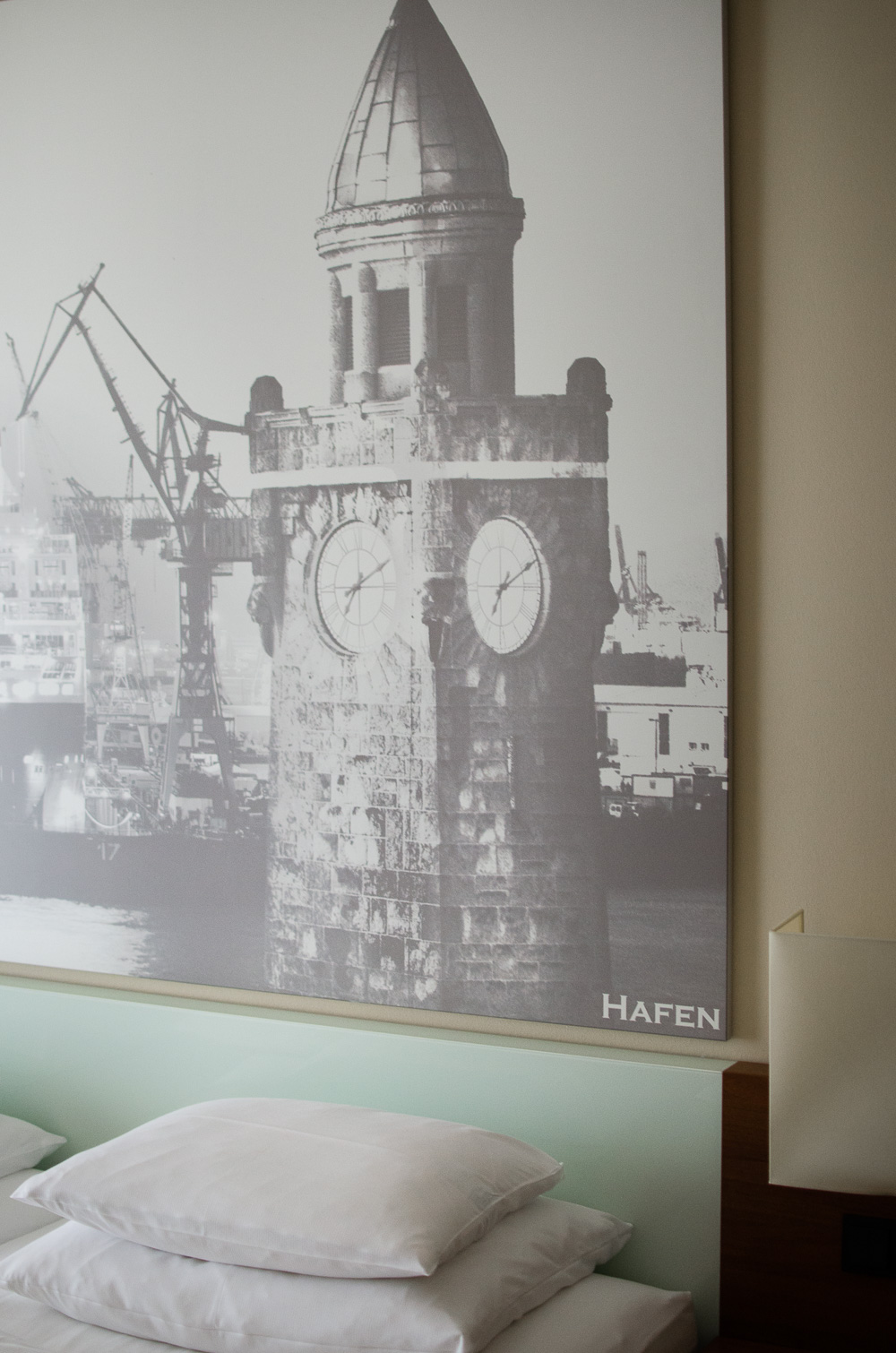 andysparkles-Lindner Hotel am Michel-Hamburg
