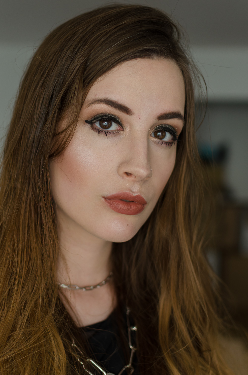 andysparkles-Beauty-Party Make-Up-Stila-MAC-Caro Daur