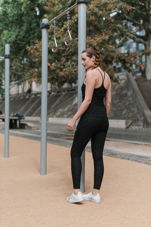 andysparkles-Sport Outfit fürs Fitness Studio-OGNX