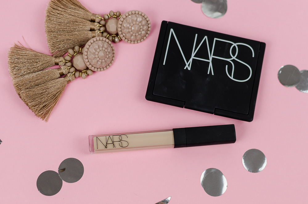 andysparkles-12-Minuten-Make-up mit Nars-Feelunique