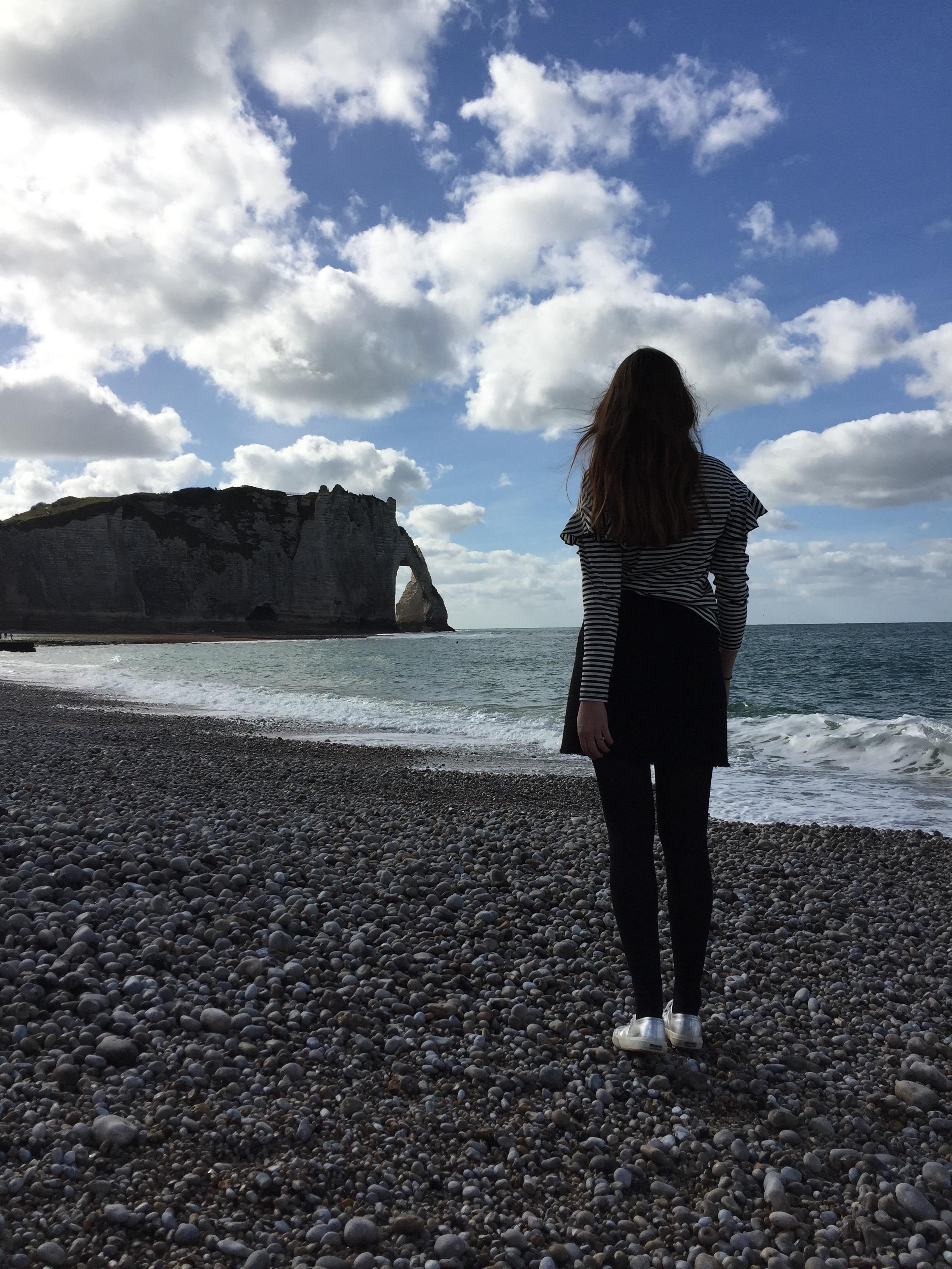 andysparkles-Ausflug in die Normandie-Alabasterküste-Étretat-Frankreich-Reiseblog