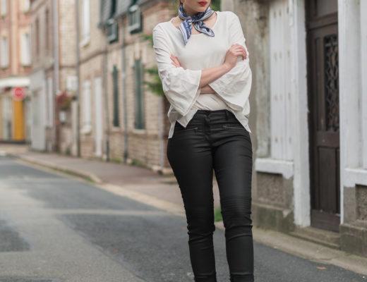 andysparkles-Modeblog Berlin-Eyecatcher Seidentuch-Wolfgang Joop Codello-Marc Aurel Fashion