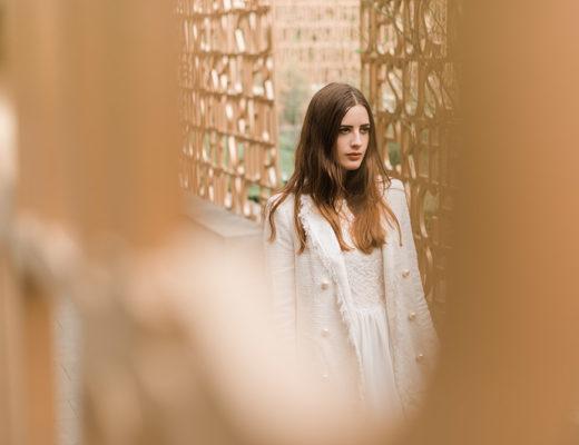 andysparkles-Modeblog Berlin-Zara Mantel-Only Kleid