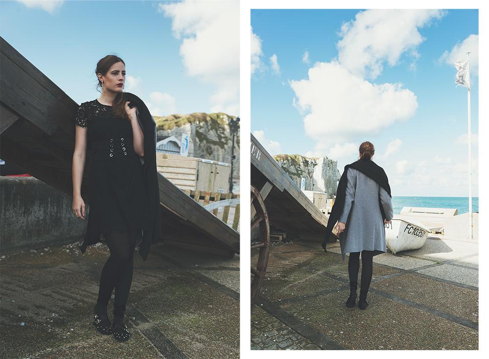 andysparkles-Modeblog Berlin-Korsett Gürtel-Outfit-Normandie