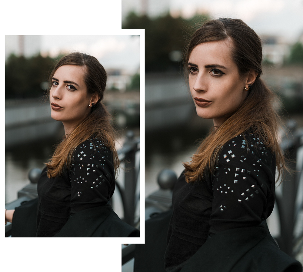 andysparkles-Modeblog Berlin-Vintage Street Style-Leo Midi Rock