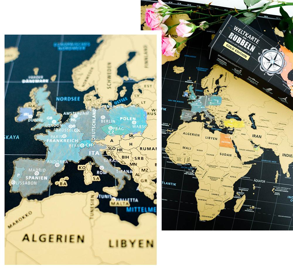andysparkles-Reiseerinnerungen-Rubbelweltkarte
