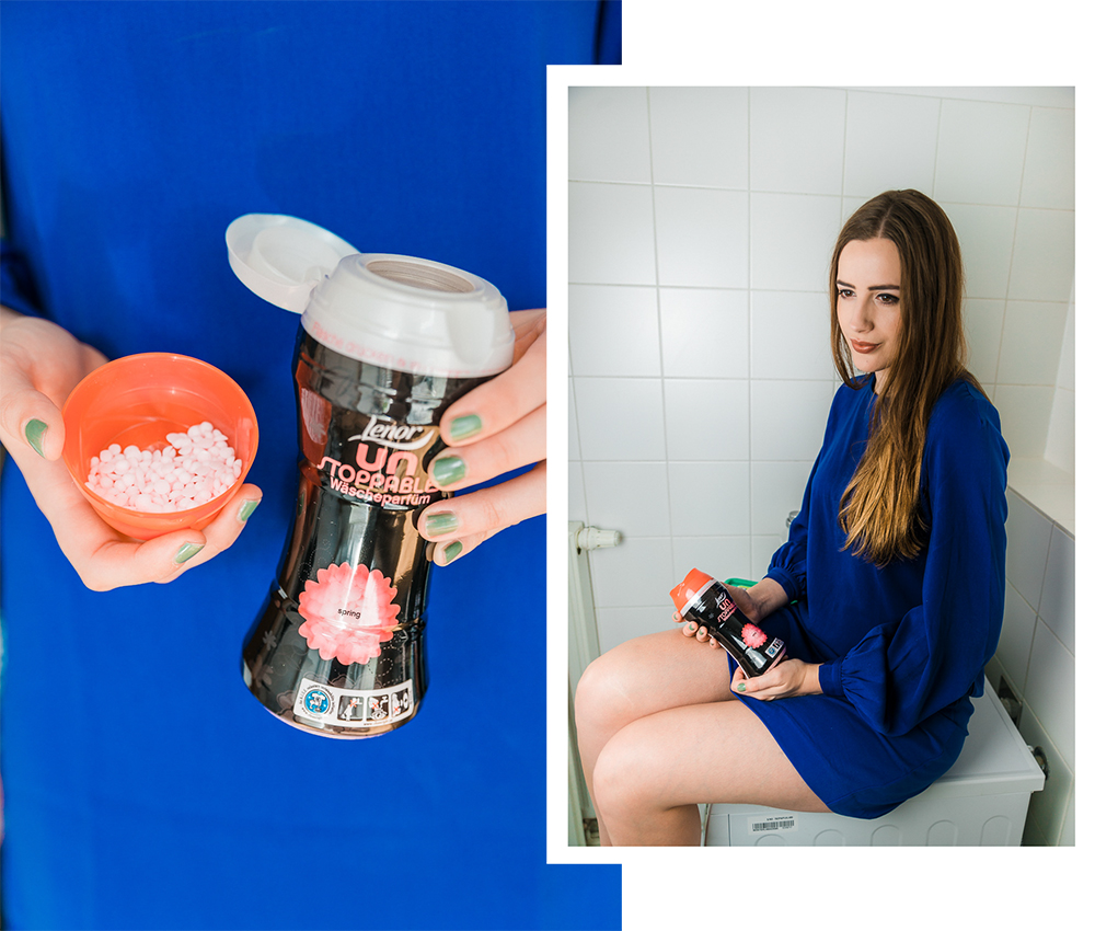 andysparkles-Wäsche Tricks-Ariel-Lenor