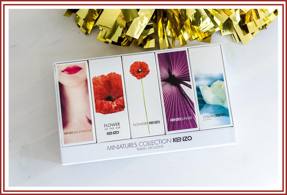 andysparkles-Weihnachtsgeschenke Guide für Sie-Düsseldorf Duty Free-KENZO Miniature Set