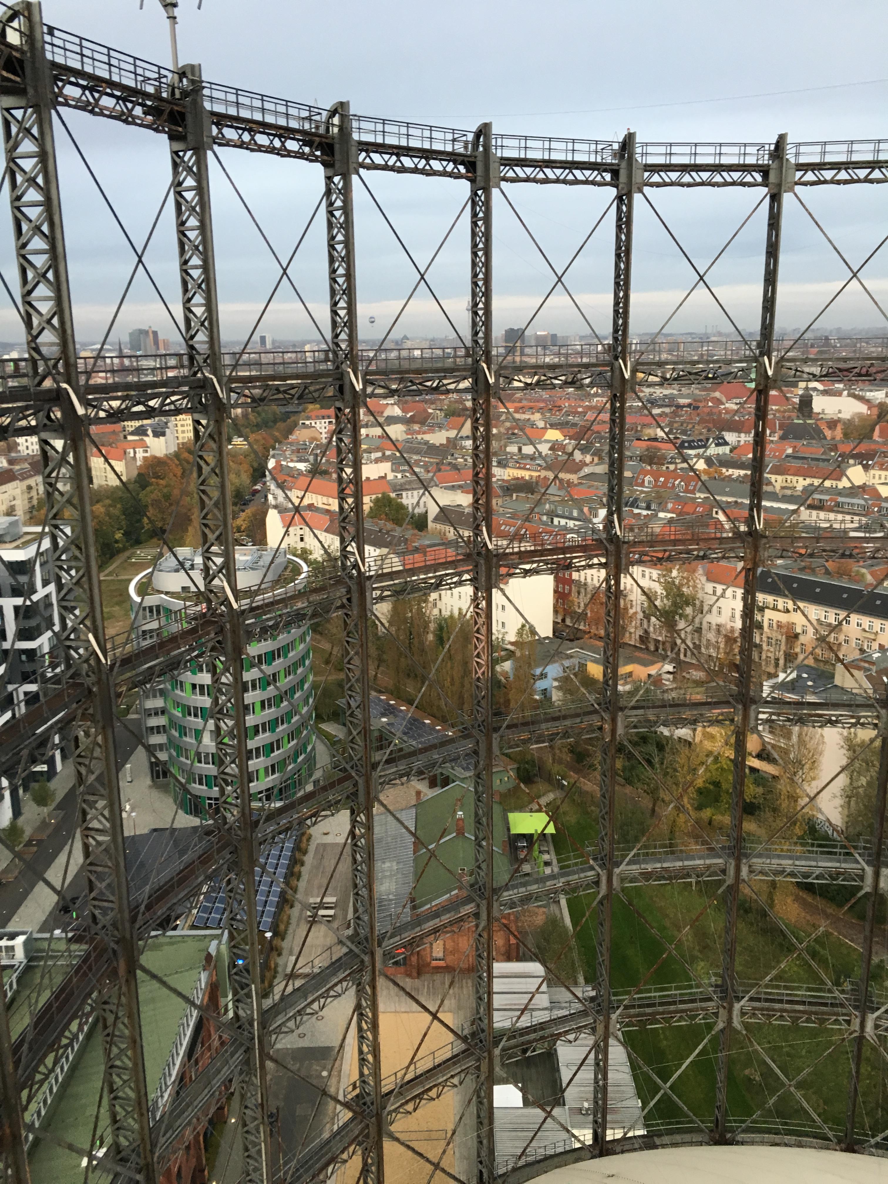 andysparkles-Monatsrückblick im Oktober-Gasometer Berlin