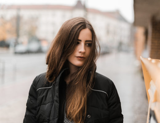 andysparkles-Jacke von Superdry-Winterjacke