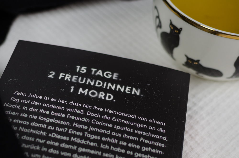andysparkles-Warum ich spannende Bücher liebe-TICK TACK