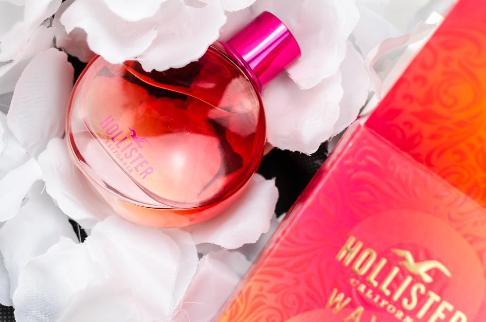 Beauty Adventskalender, Hollister Parfum, Hollister Wave, Beauty Gewinnspiel, andysparkles.de
