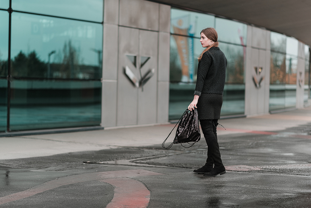 andysparkles-Modeblog Berlin-Der schwarze Zweiteiler-Outfit von Street One