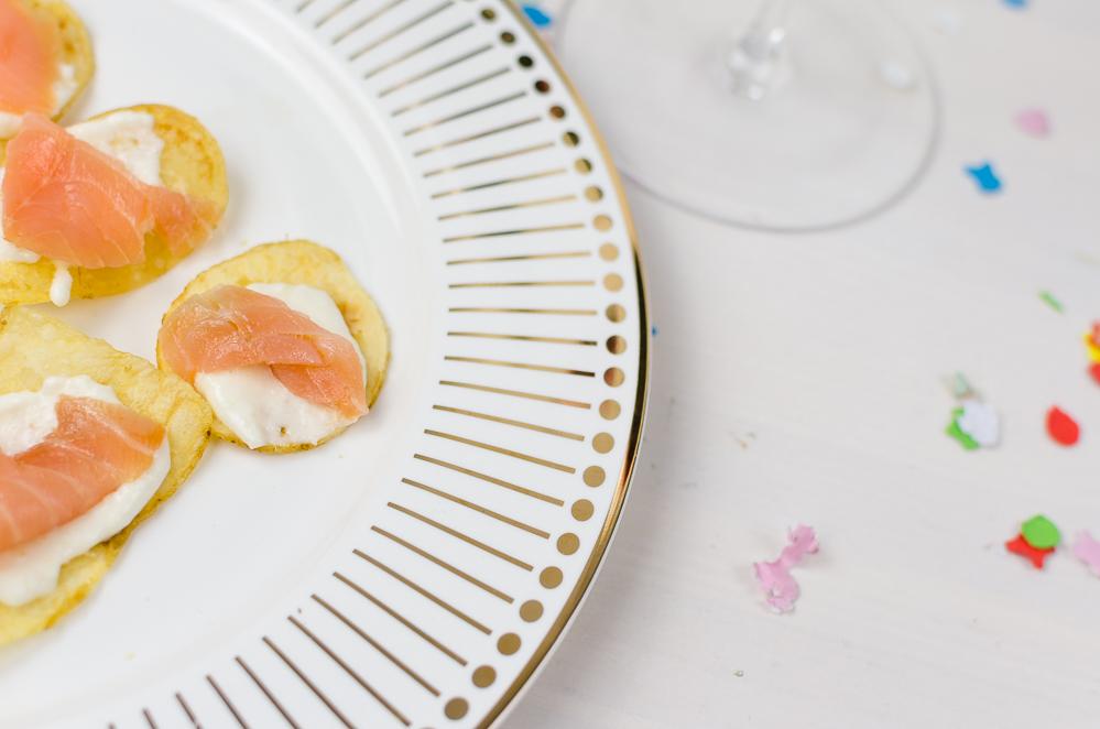 andysparkles-Bree Wein-Fingerfood für Silvester