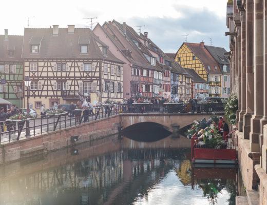 Besuch in Colmar, Weihnachtsmarkt Colmar, der schönste Weihnachtsmarkt, Elsass Frankreich, Reiseblog, andysparkles.de