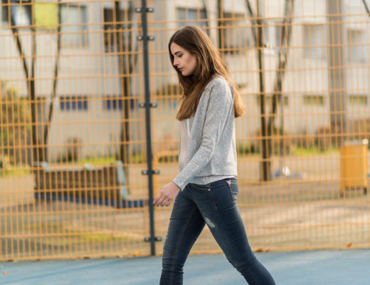 Lässiger Alltagslook-Alltagslook mit Key-Piece-Jeans und Boots-Modeblog Outfit-Modeblog Berlin-Winteroutfit-andysparkles.de
