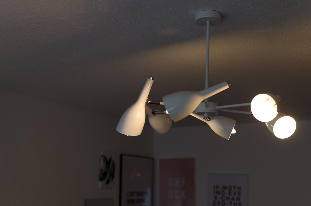 Moderne Wohnzimmerlampe-Regenbogen Leuchten-Interior Blog-andysparkles.de