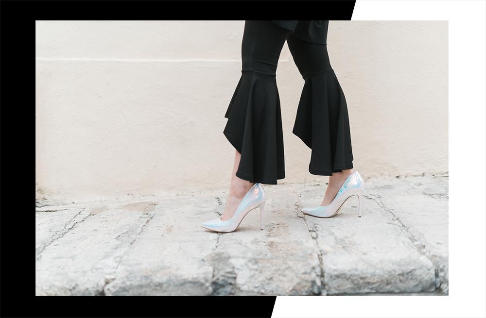 Volant Hose-Outfit-Fashionblogger-Trend-Modeblog-High Heels-andysparkles.de