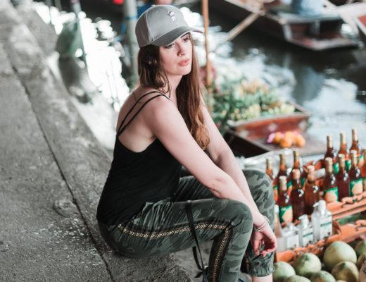 Damnoen Saduak Floating Market-Thailand Reisetipps-Bangkok Ausflug-Thailand Märkte-Reiseblog Asien-andysparkles.de