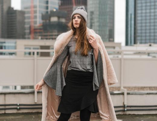 Glencheck-Karo-Fellmantel-Outfit-Fashionblogger-Modeblog Berlin-andysparkles