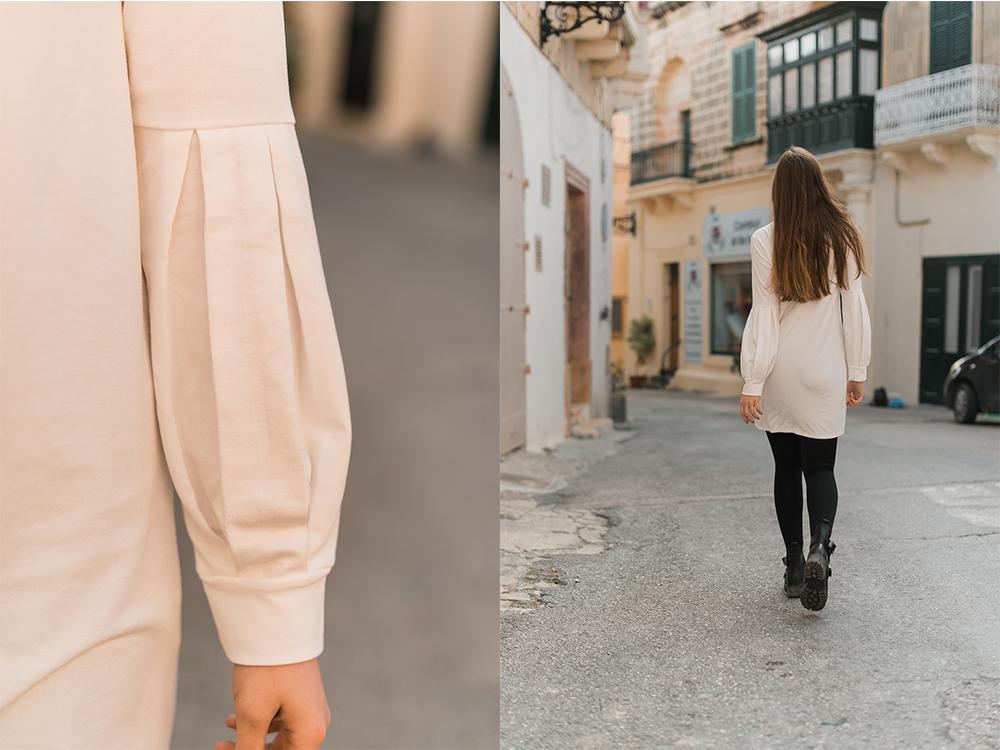 Kleider lässig kombinieren-Kleider kombinieren-Modeblog Berlin-Fashionblogger Outfit-andysparkles.de