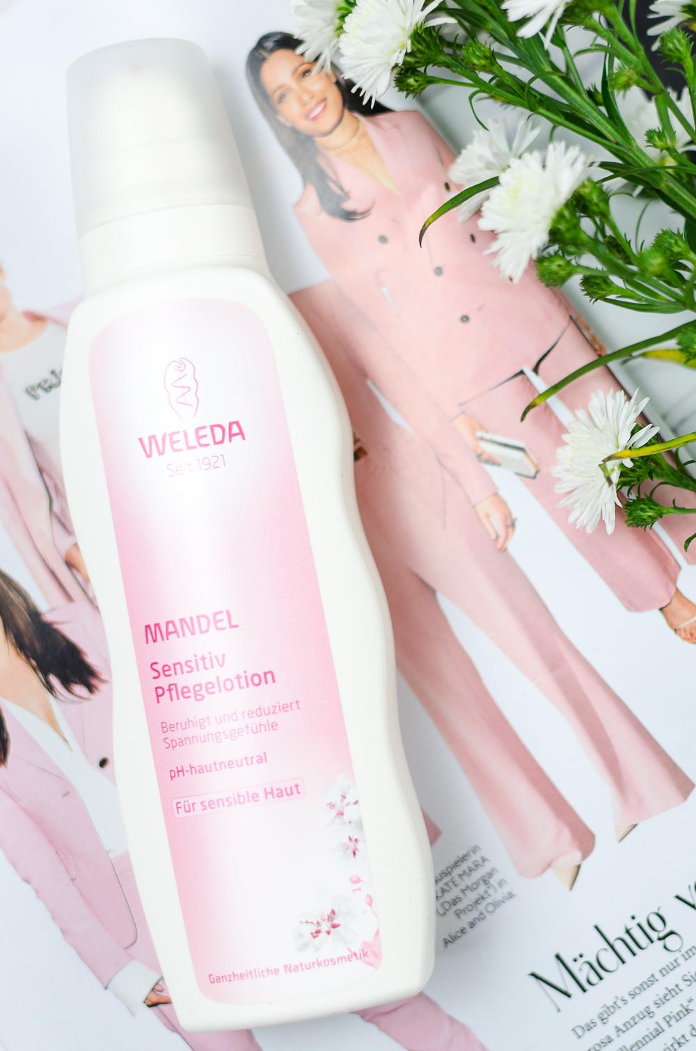 Diese Inhaltsstoffe sind schlecht für deine Haut-zertifizierte Naturkosmetik-Weleda bestellen-Shop Apotheke-andysparkles.de