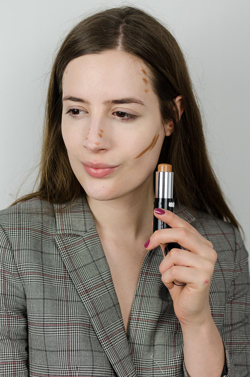 Smokey Eyes schnell und einfach-Schminkanleitung Smokey Eyes-Loreal Paris Make-Up-Beauty Verlosung-andysparkles