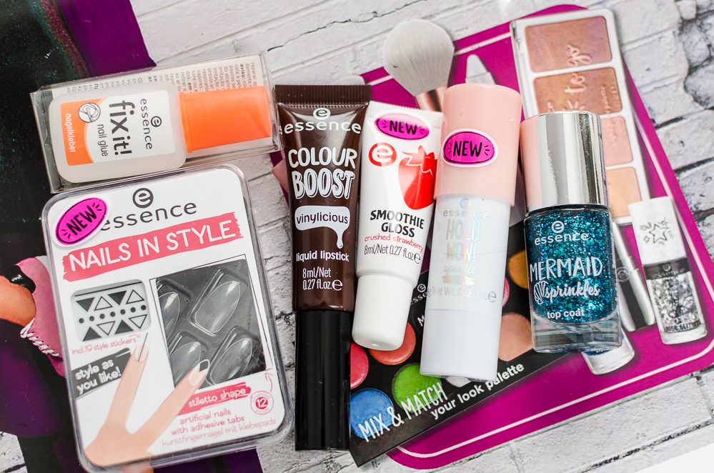 Frühlings Make-Up mit essence-essence Update Spring Summer 2018-Beautyblog-Gewinnspiel essence-andysparkles