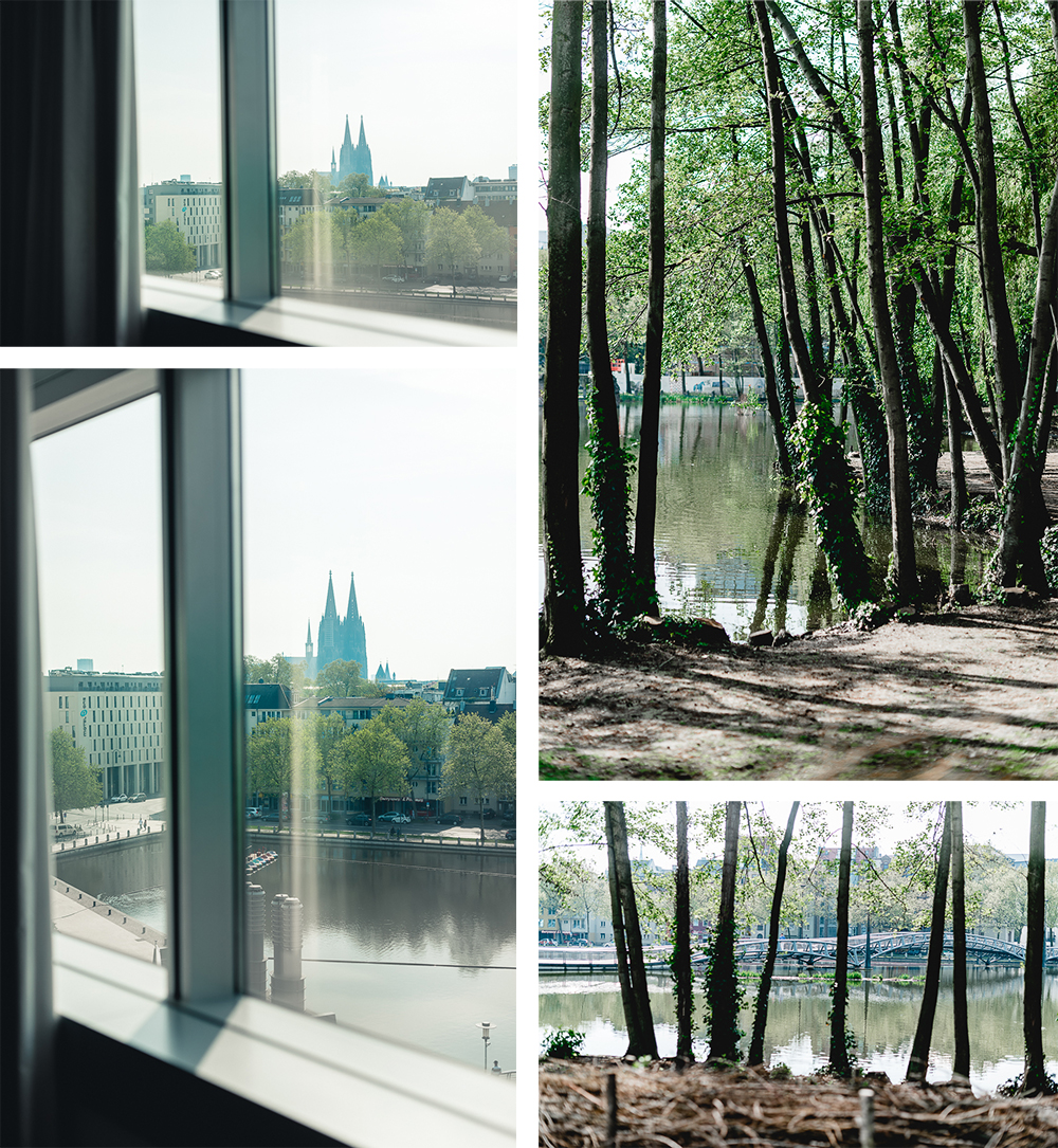 Hotel NH Collection Köln Mediapark-Übernachten in Köln-Reiseblog-andysparkles