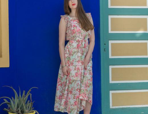 Jardin Majorelle-Modeblog Sommeroutfit-andysparkles