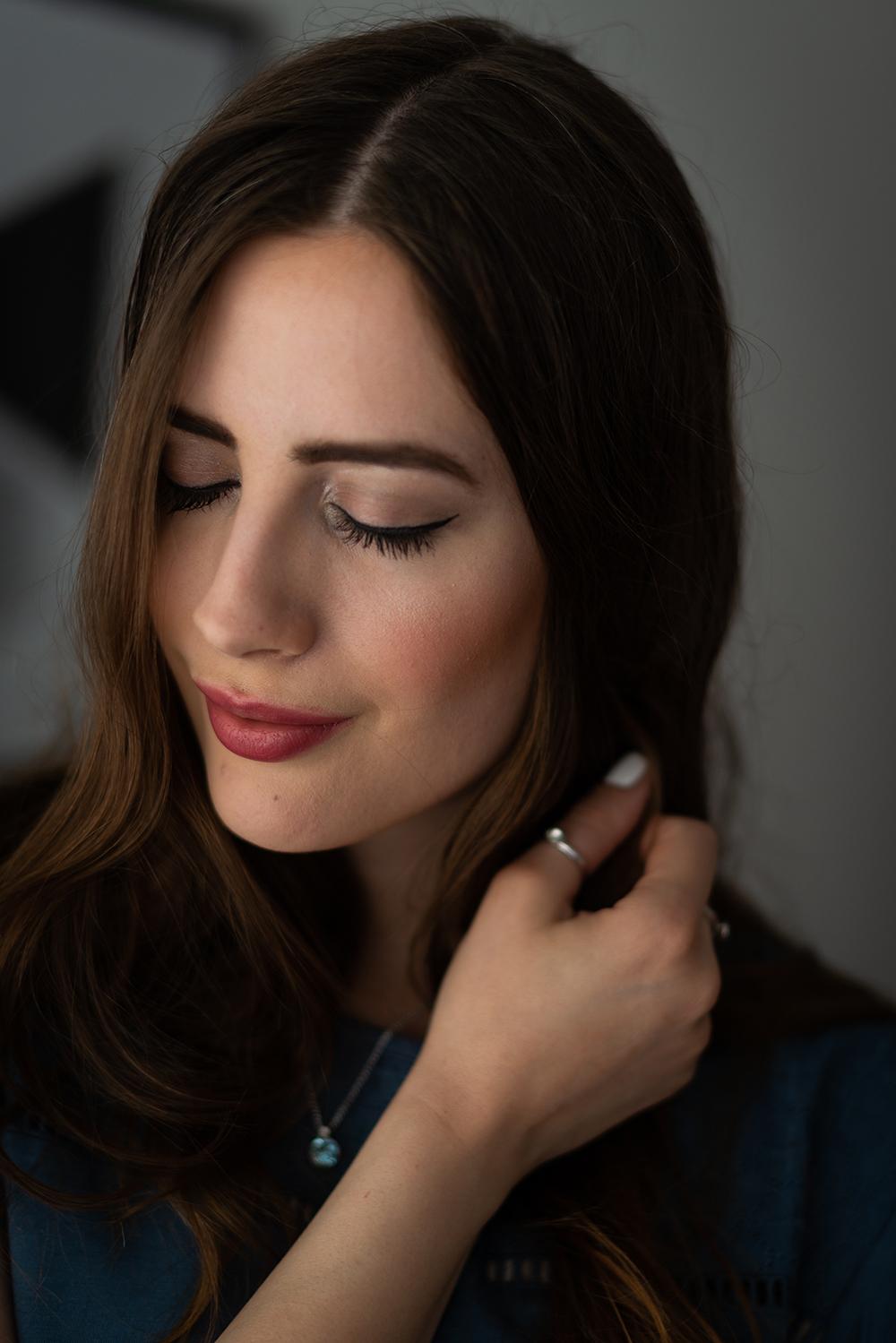 Natürliches Frühlings Make-Up-Beautyblog-Alcina Frühlings Make-Up-andysparkles