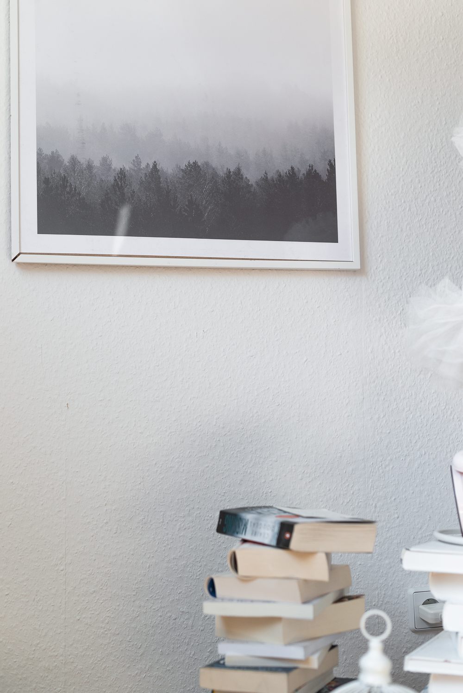 bilder aufh ngen ideen und tipps. Black Bedroom Furniture Sets. Home Design Ideas